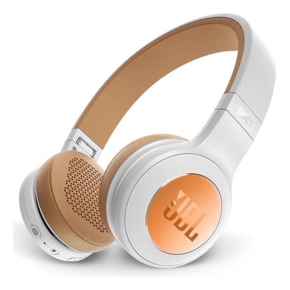 Kit Fone Ouvido Jbl Duet On Ear Headphone Bluetooth 2 Peças