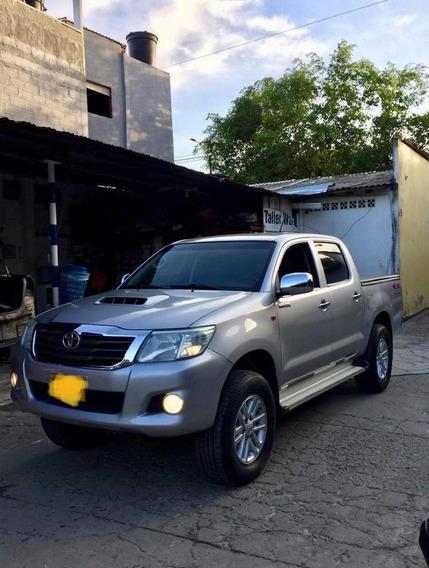 Toyota Hilux, 2,5cc Turbo Intercoller 4x4