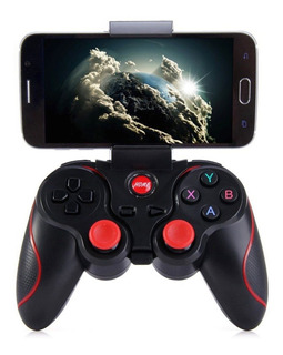 Controle Gamepad X7 Bluetooth Smartphone Android - Ios