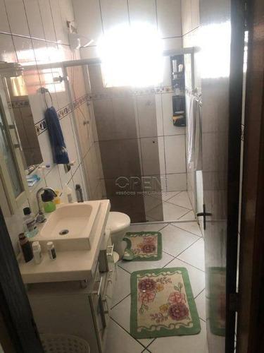 Sobrado Com 3 Dormitórios À Venda, 178 M² Por R$ 698.000,00 - Santa Maria - Santo André/sp - So2234