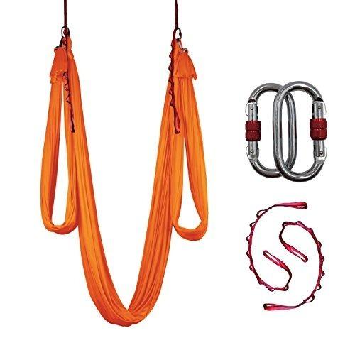 Dasking Deluxe 10m / Set Yoga Swing Aerial Yoga Hamaca Kit C