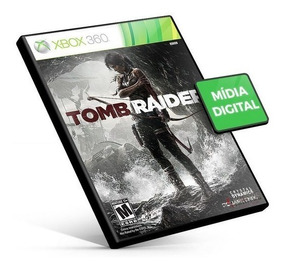 Tomb Raider Xbox 360 - Mídia Digital