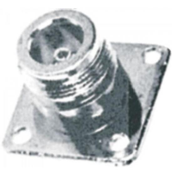 Conector Fêmea Painel Base Quadrada Cf2/mc10015 Mc Industria