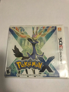 Pokémon X Para Nintendo 3ds