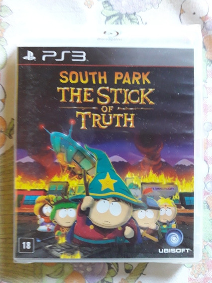 South Park The Stick Of Truth Playstation 3 Português