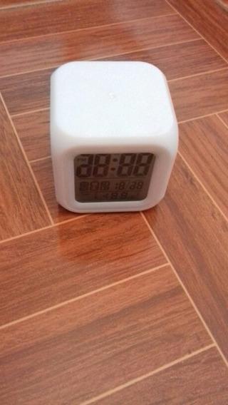 Reloj Despertador Led