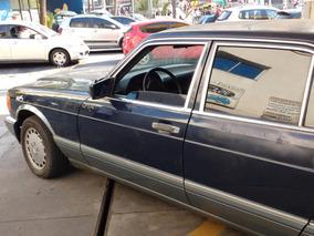 Mercedes Benz 500 Se W126 M117