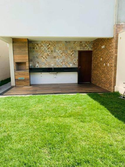 Casa No Castelo 04 Quartos Acabamento De Luxo!!! - 3590