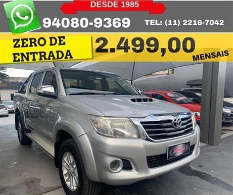 Toyota Hilux 3.0 Srv Cab. Dupla 4x4 Aut. 4p 2012 Hp