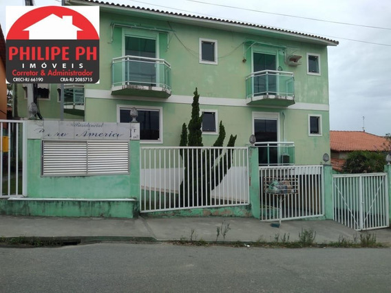 Lindo Apartamento, Á Venda, Em São Pedro Da Aldeia-rj. - 1475