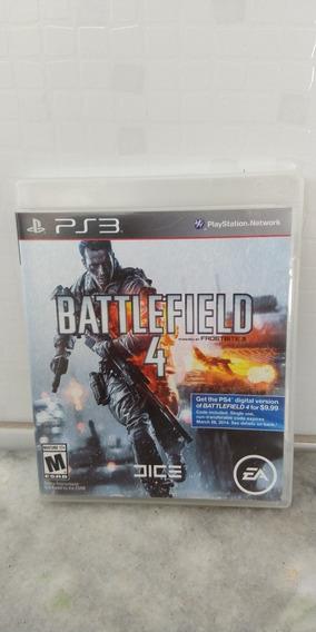 Jogo Battlefield 4 Mídia Física Ps3
