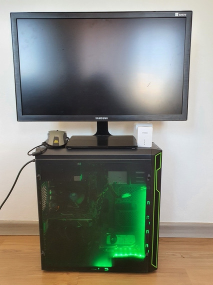 Computador Gamer I5 1050 Ti 1tb Hd 8gb Ram