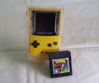 Game Boy Color Amarillo