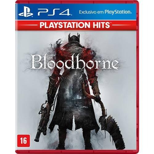 Bloodborne Playstation 4 - Novo Lacrado Pronta Entrega