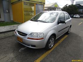 Chevrolet Aveo Family 1.5 Sedan Sa
