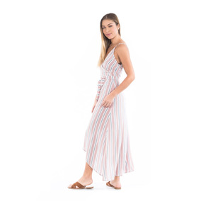Vestido Cuello Redondo Gd31a041 Quarry