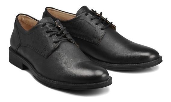 Zapatos Hombre Cuero Marsanto Connor Negro. Store Oficial