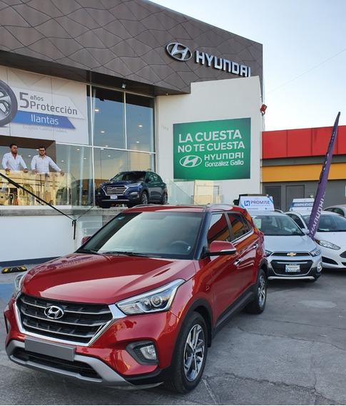Hyundai Creta Gls Premium 2019
