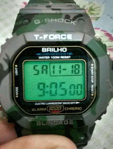 Relógio Militar Camaleon Exercito Americano