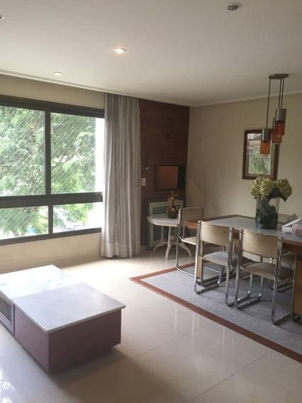 Apartamento Em Petrópolis Com 3 Dormitórios - Fe5838