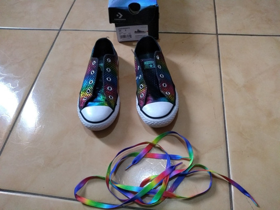 Tênis Chuck Taylor All Star Multicolor 32