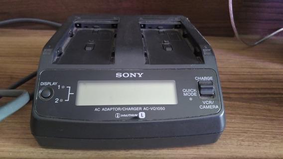 Carregador Original Duplo Sony Np- F970 F750 F550
