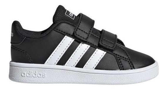 adidas Zapatillas Kids - Grand Court Ngrbl