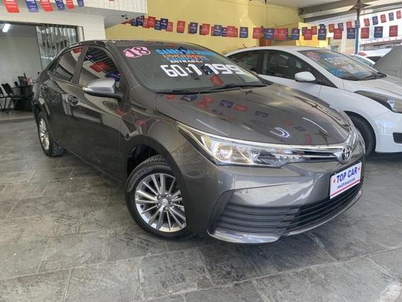 Corolla 1.8 Gli Upper Multi-drive (flex) 2018