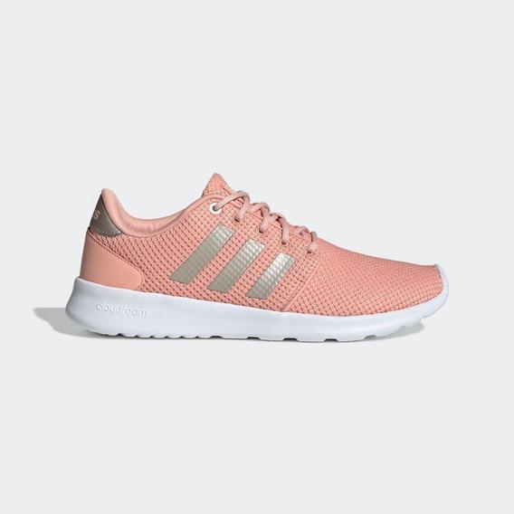 Zapatillas adidas Cloudfoam Qt Racer Mujer Running