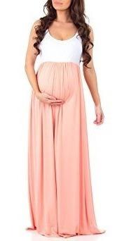 Vestido De Maternidad De Mujer Talla L Marca Mother Bee