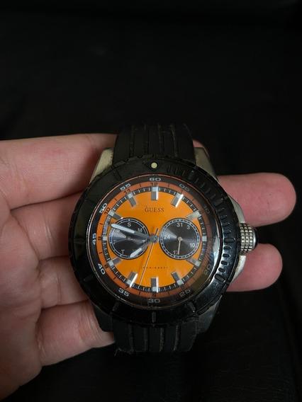 Reloj Guess Original Naranja