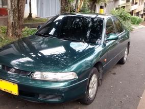 Mazda Matsuri 626 Verde Mod: 1997