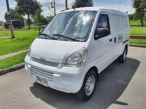 Chevrolet N300 2016 Van Plus Cargo 1.2