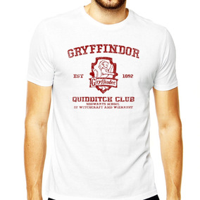 Camiseta Harry Potter Gryffindor Club Harry Potter Quidditch