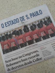 Raul Seixas Jornal O Estado De São Paulo