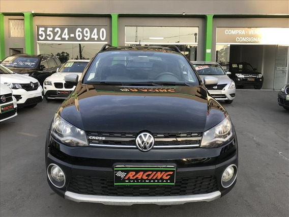 Vw Saveiro 1.6 Cross Cab. Dupla 2016