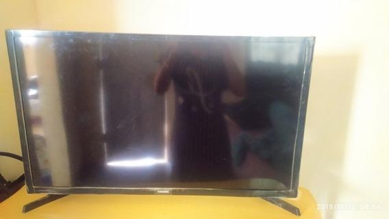 Tv Para Retirar Peça(display Quebrado)