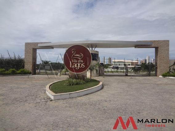 Vtp01210 Terreno Condominio Vila Dos Lagos Em Ponta Negra