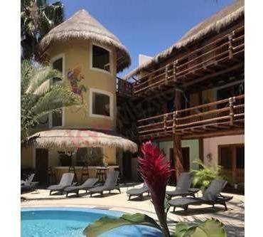 Venta Hotel En Isla Holbox Quintana Roo