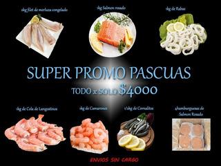 Pescados Y Mariscos Promo!!