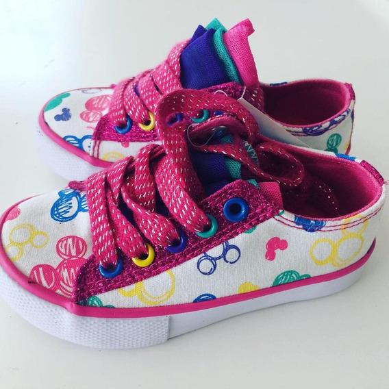 Zapatillas Nenas Disney Store Originales