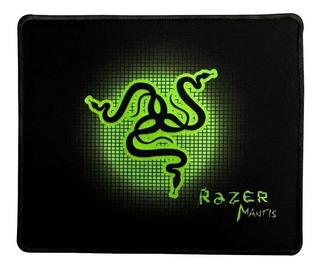 Mouse Pad Gamer Tipo Razer Grande 29 X 26 Cm