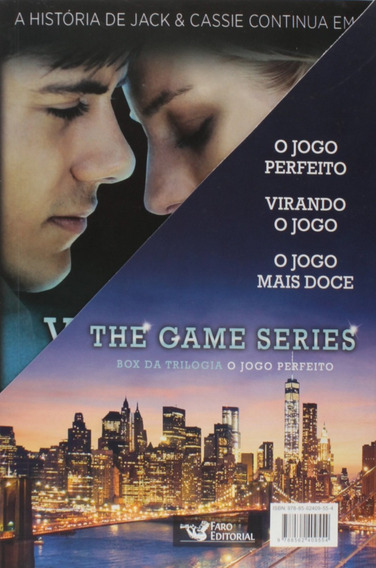 Box The Game Series: Trilogia O Jogo Perfeito - 3 Volumes