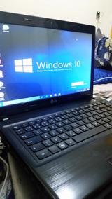 Notebook Lg Core I3 Turbo, Hd 320 4 Gb Ram , Tudo Ok