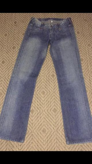 Calça Jeans Zoomp Tam 36