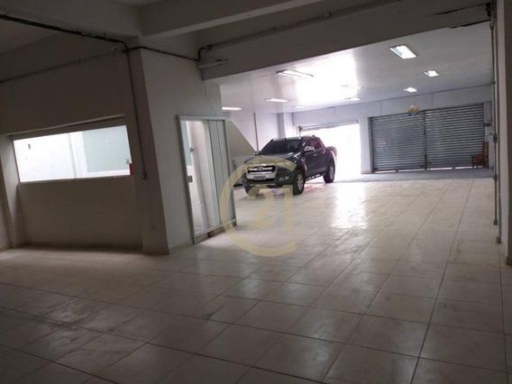Galpão Para Alugar, 300 M² Por R$ 7.500,00 - Lapa - São Paulo/sp - Ga0279