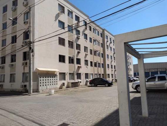 Ótimo Apartamento À Venda Em Belford Roxo Em Condomínio Fechado - Pmap20164