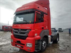 Mercedes-benz Axor Ano 2014 Muito Novo!!!!!!!!!