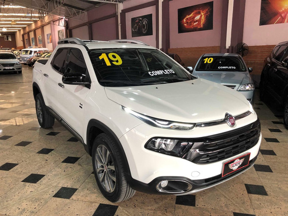 Fiat Toro 2.0 16v Turbo Diesel Volcano 4wd At9 2018 2019