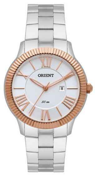Relógio Orient Feminino Bicolor - 35997